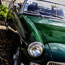 Nomad Art And  Design - MG Roadster Car 1965