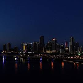 Srinivasan Venkatarajan - Miami before Sunrise