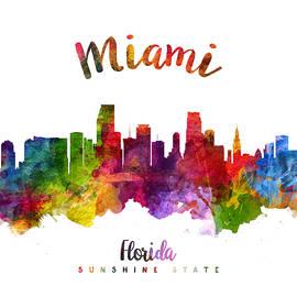 Miami Florida 23 - Aged Pixel