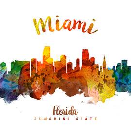 Miami Florida 26 - Aged Pixel