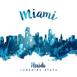 Miami Florida 27 - Aged Pixel