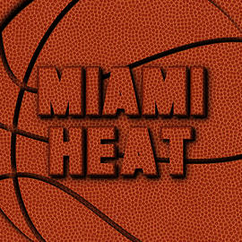 MIAMI HEAT LEATHER ART - Joe Hamilton