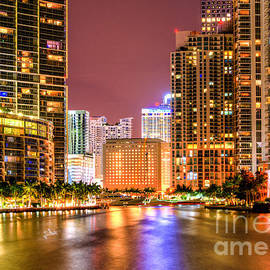 Bruce Bain - Miami River II