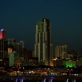 Srinivasan Venkatarajan - Miami Skyline