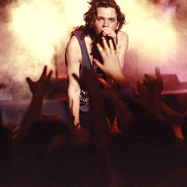 Sean Davey - Michael Hutchence and INXS 1985