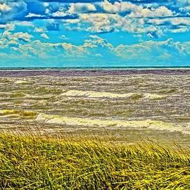 Daniel Thompson - Lake Michigan 16