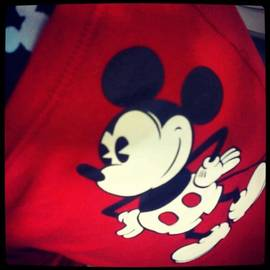 Rebekah Jean - Mickey Mouse :)