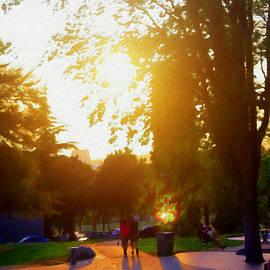 A Blackwell - Mid-Summer Evening