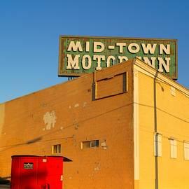 Rodney Williams - Mid-Town Motor Inn