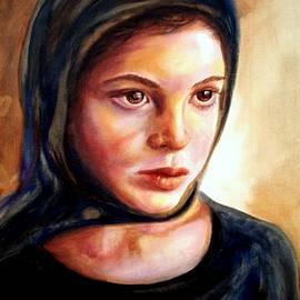 Em Scott - Middle Eastern Girl