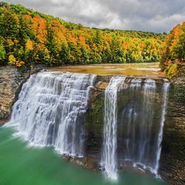 Susan Candelario - Middle Falls Letchworth State Park