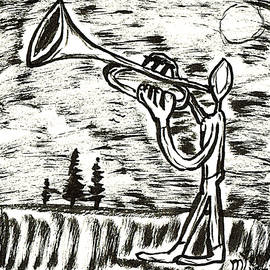 Mario Perron - Midnight Horn
