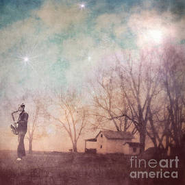 Melissa D Johnston - Expansion-midnight Saxophone Magic