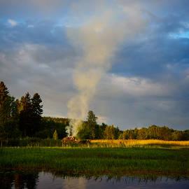 Jouko Lehto - Midsummer Night Bonfire