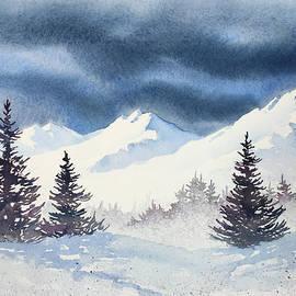 Teresa Ascone - Mighty Mountains