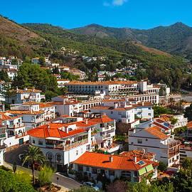 Jenny Rainbow - Mijas Village in Spain