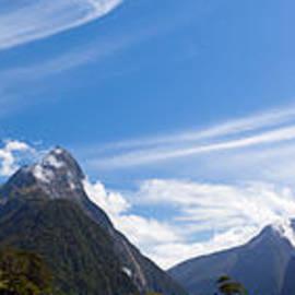 Stephan Pietzko - Milford Sound Mitre Peak Fiordland NP New Zealand