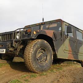 Ted Denyer - Military Hummer