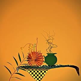 Andrei SKY - Milk jug and vase
