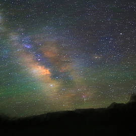 Donna Kennedy - Milky Way From Utah - 2