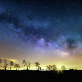 Bill Wakeley - Milky Way Rising