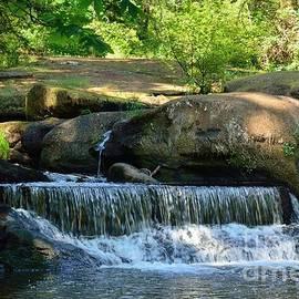 Elmar Langle - Millstone River Waterfall