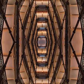 Milwaukee City Halll Atrium - Scott Norris