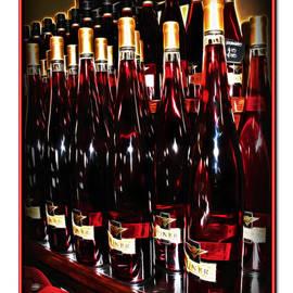 Joan  Minchak - Miner Pink Sparkling Wine