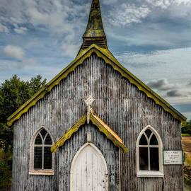 Adrian Evans - Minera Parish