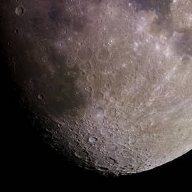 Manuel Huss - Mineral Moonscape 2