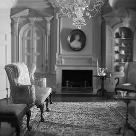 Thomas Woolworth - Miniature Room Chicago Art Institute BW 01