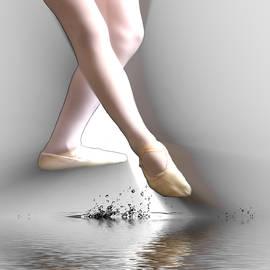 Angel Jesus De la Fuente - Minimalist ballet