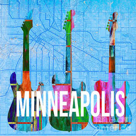 Minneapolis Music Scene - Edward Fielding