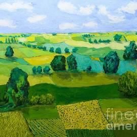 Allan P Friedlander - Minnesota Fields