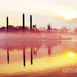 Robyn King - Mirrors - Delaware River Series