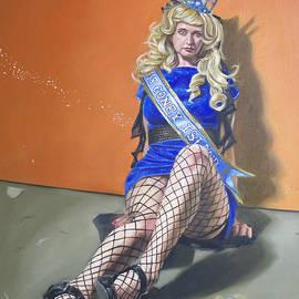 Kenneth Browne - Miss Coney Island 2011 Orange