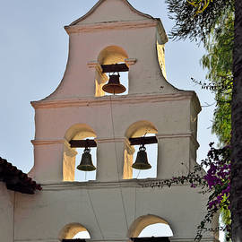Christine Till - Mission San Diego De Alcala Bell Tower