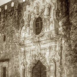 Joan Carroll - Mission San Jose Facade
