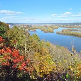 Lori Frisch - Mississippi River View