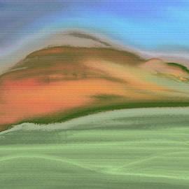 Lenore Senior - Mist on the Hills