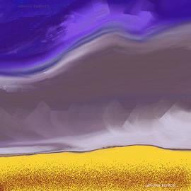 Lenore Senior - Mist on the Mountains