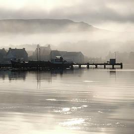Anne Macdonald - Mist Over The Village 1