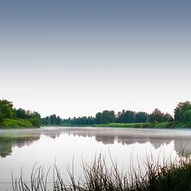 Jukka Heinovirta - Mist Rising On The River