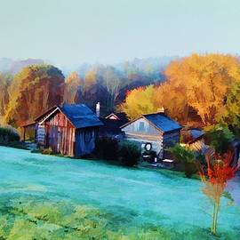 Diane Alexander - Misty Autumn Day