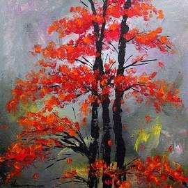 Kume Bryant - Misty Autumn