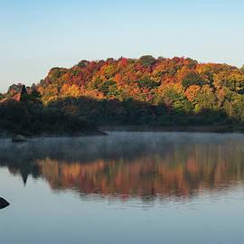 Georgia Mizuleva - Misty Fall Morning -