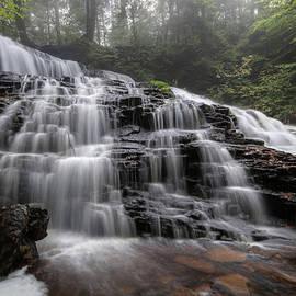 Lori Deiter - Misty Mohawk Falls