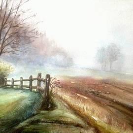 Katerina Kovatcheva - Misty morning