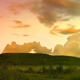 Mike Breau - Misty Morning Sunrise