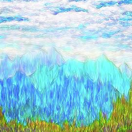 Joel Bruce Wallach - Misty Mountain Rhythms